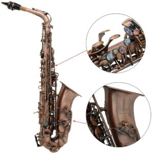 Saxofón alto barato para empezar