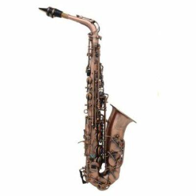 El mejor saxofón alto barato para principiantes de 2021 [Comparativa]