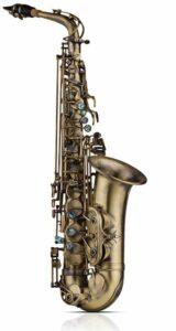 Saxofón alto para empezar