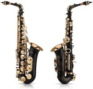 Mejores saxofones altos calidad-precio para principiantes