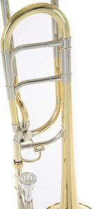 Sistema open wrap trombón