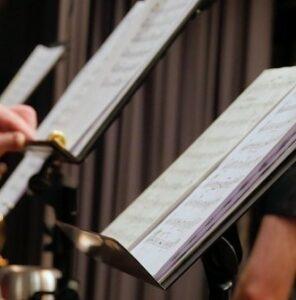 Atriles para partituras