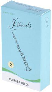Cañas Ammoon clarinete Azul