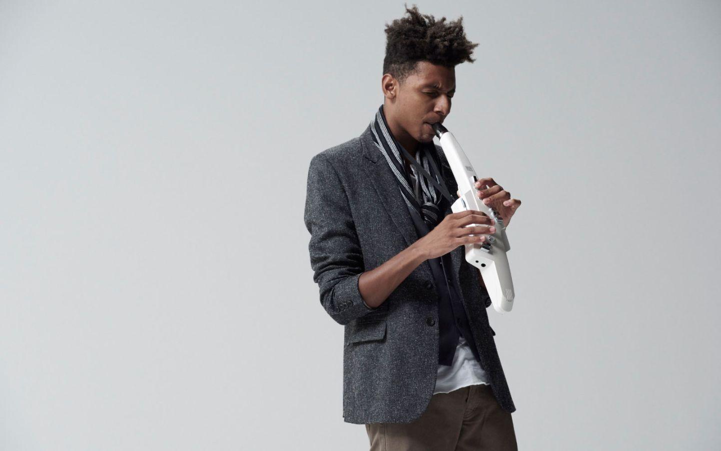Saxofon electronico