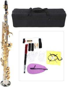 Saxo soprano Chanmee accesorios