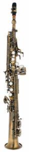 Saxofón soprano Thomann antique